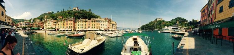 Die Bucht von Portofino