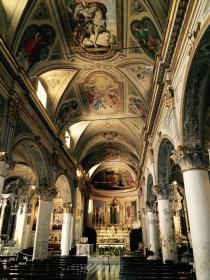 Kirche in Portofino